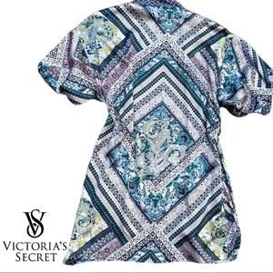 Victoria's Secret Paisley Robe